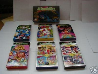 Special Special  7 BEAUTIFUL VIDEO GAMES & ALADDIN Deck ENHANCER check the best
