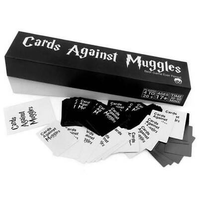 Harry Potter Themed Brand New Limited Edition -Cards Against Muggles