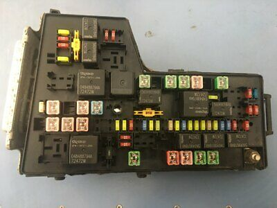 07 Dodge Ram 1500 Fuse Box - Wiring Diagrams Place