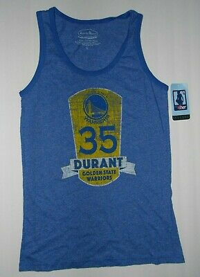 95f9fd4b571ce2 Golden State Warriors Kevin Durant NBA Women s Tank Top Shirt Size M or L  New