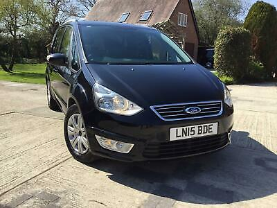 Ford Galaxy ZETEC TDCI AUTOMATIC 7 SEATER ESTATE