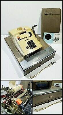 Ultra Rare Vintage 60`70` Decimo 10.5 N Cash Machine Collectable Hunters Find !!