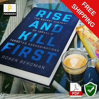 [PDF] Rise and Kill First: 🔥 The Secret History of Israel Eb00k📥Fast Delivery⏰