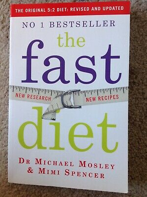 The Fast Diet, Dr Michael Mosley, pb