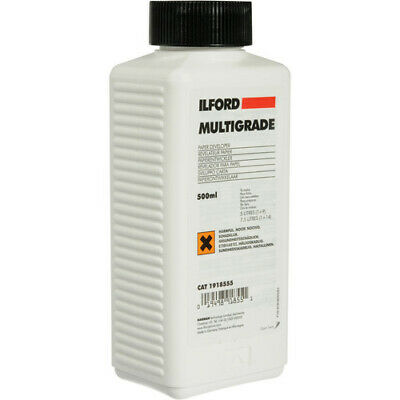 Ilford Multigrade Paper Developer, 500ml #1918555
