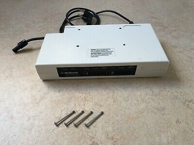 Physio Control Medtronic Lifepak 12 power supply adapter / battery charger