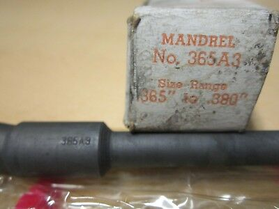 Sunnen Mandrel 365A3 Rare New Original Packaging