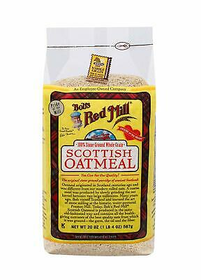 Bob's Red Mill Scottish Oatmeal, 20-ounce