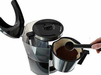 Melitta Look IV Therm Timer, 1011-16, Filter Coffee Machine with Insulated Jug