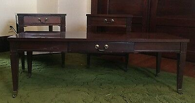 Mersman End Tables and Coffee Table Mid Century Vintage Furniture Set Of 3
