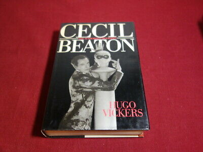 99479 Hugo Vickers *CECIL BEATON* The authorized Biography HC +Abb
