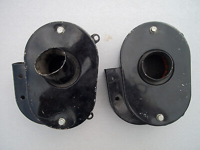Airbox Boxes x 2 Ducati 860 900 GT GTS SS 0960.91.815 0960.91.815