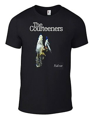 COURTEENERS Falcon T-SHIRT concrete love anna st jude mapping stone roses CD B