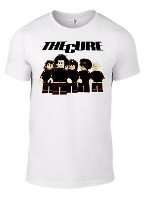 BNWT CURE INFECTION SWORD  SKULL BIKER ROCK BAND CHILDS KIDS T SHIRT 3-15 YEARS