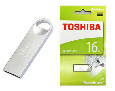 TOSHIBA 16 GB HIGH SPEED USB Flash Drive Memory Stick Pen Drive