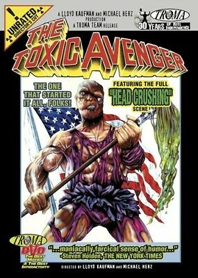 The Toxic Avenger - Toxic Avenger [New DVD] Director's Cut/Ed