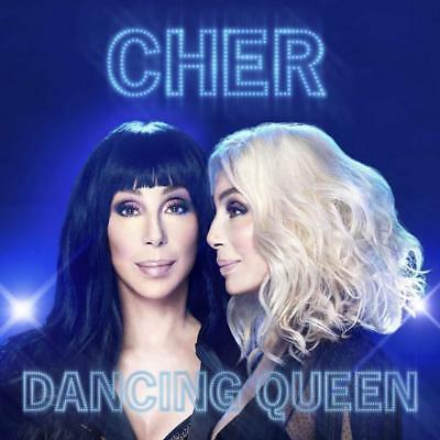 Cher CD 2018 Dancing Queen Physical Factory Sealed Album BRAND NEW CRACKED CASE
