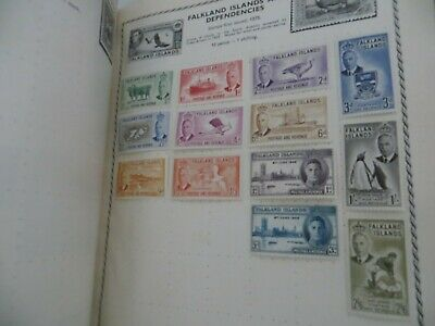 British Empire/Commonwealth Fine Mint Stamp Collection Huge Cat Value