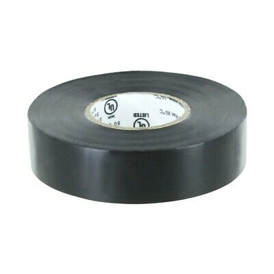 "Merco M333 Electrical Tape - 3/4"" x 66' - Canister All Weather-Temp Black"