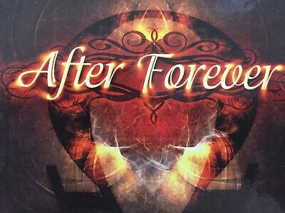 AFTER FOREVER - Self Titled S/T + Bonus CD Digibook 2007 Nuclear Blast Exc Cond!