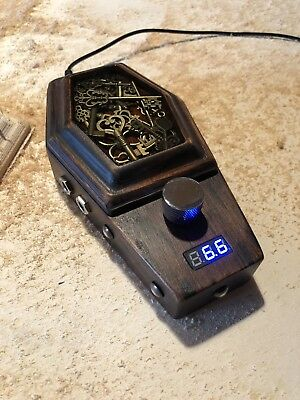Alimentatore 5a Per Tatuaggi, Tattoo Machine Power Supply 12volt Coffin Power