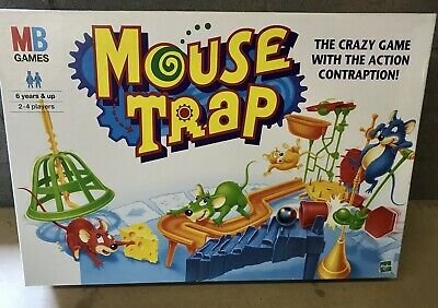 MB GAMES MOUSE TRAP 1999 REPLACEMENT SPARES CHOOSE YOUR PIECE
