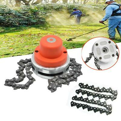 Grass Trimmer High Quality Lawn Mower Chain Brushcutter Trimmer Head Coil Garden Grass Trimmer Perfect In Workmanship