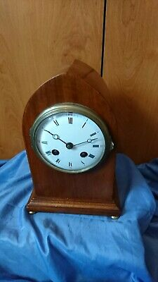 A Fine Antique French Chiming Mantel Clock