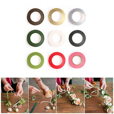 1PC 30 Yard 12MM Paper Tape Florist Floral Stem Tape