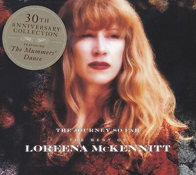 Loreena McKennitt - The Journey So Far: 30th Anniversary (2014) | NEW SEALED 2CD