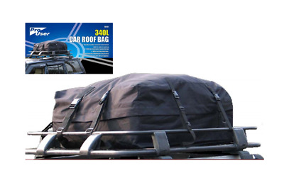 340L Car Roof Travel Bag Storage Water Resistant Carrier Cargo Luggage Holdall