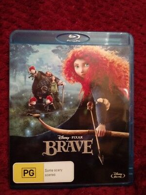 DISNEY PIXAR BRAVE - Blu-ray BRAND NEW /UNSEALED REGION FREE CHEAPEST ON EBAY