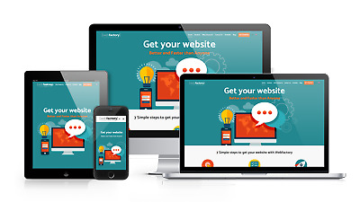 Unlimited Pages Professional Website Bespoke Web Design & Domain Name & Hosting