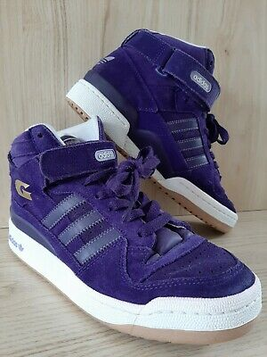 """eb49a14e0 ADIDAS FORUM MID """"Def Jam"""" x Redman - 25th Anniversary Collection ..."""