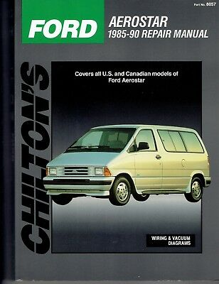 ford aerostar wiring board wiring diagrams  1990 ford aerostar wiring diagram #11