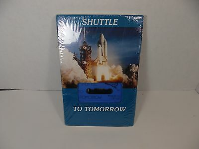 Vintage Nasa Shuttle Space Mission  To Tomorrow Cassette Magnetix New old stock
