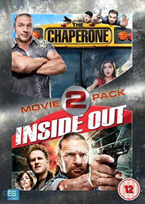 Paul Michael Levesque, Arie...-Chaperone/Inside Out DVD NUOVO