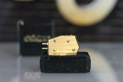 GOLDRING EXCEL Moving Coil CARTRIDGE Good Gem/Cantilever (Suspension Issue)
