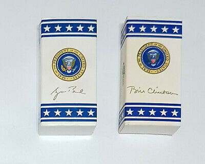 White House Candy Collection - Presidential M&M's Caramelle Casa Bianca Bush