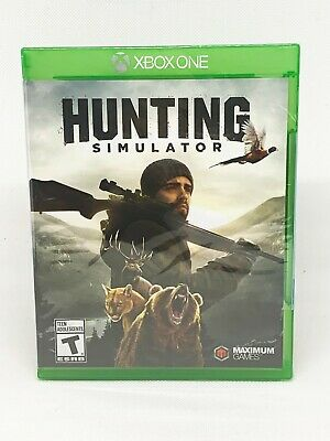 Hunting Simulator - Xbox One - Brand new | Factory Sealed