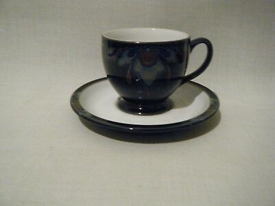 Denby Baroque Cup And Saucer