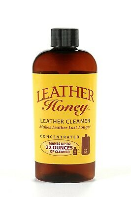 Leather Honey Leather Cleaner, the Best Leather Cleaner for Leather  and Vinyl