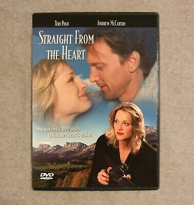 STRAIGHT FROM THE HEART (2003) Teri Polo Andrew McCarthy Patricia Kalember