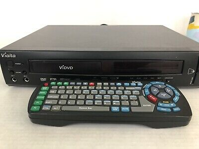 Vialta Vi200 DVD Player w Credit Card Reader, Karaoke, Web Browser & 56k Modem