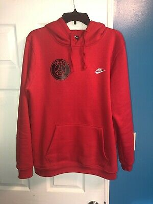 8ed140442 Jordan x PSG Paris Saint Germain Wings Full Zip Hoodie MENS XL.