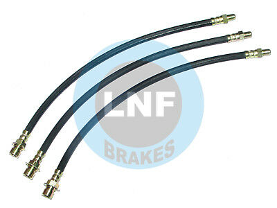 Packard Ambulance Hearse & Commercial Brake Hose Front Rear X3 51 52 53 54