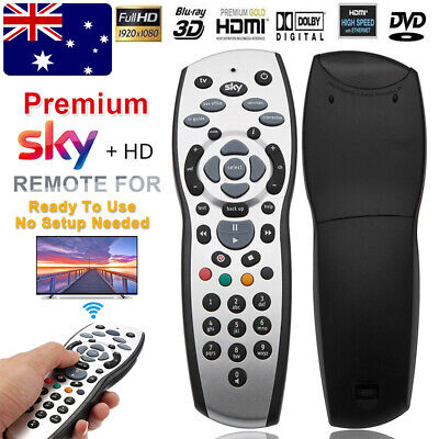 NEW HQ Replacement Aussie Remote Controller For Foxtel Mystar HD Pay TV IQ3 IQ2