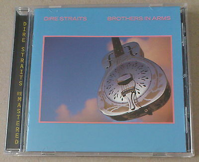 Cd    ***  Dire Straits. Brothers In Arms  ***  Remastered