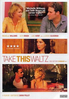 Take This Waltz (Bilingual) (Canadian Release) New DVD