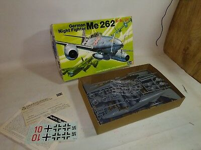 HSG and TRP HGW 1//32 scale Stencils for the Messerschmitt Me 262 by Revell